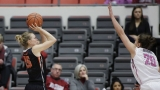 Hamblin, Weise lead No. 9 Oregon State women past WSU, 54-45