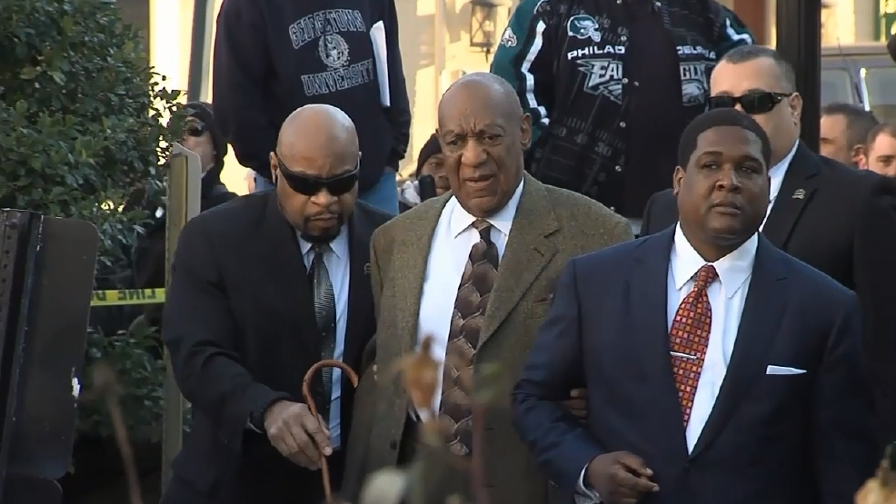 Ex-D.A. testifies during Cosby dismissal hearing on not previously pressing charges