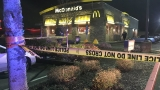 Teenager shot in the chest outside Kent McDonald's